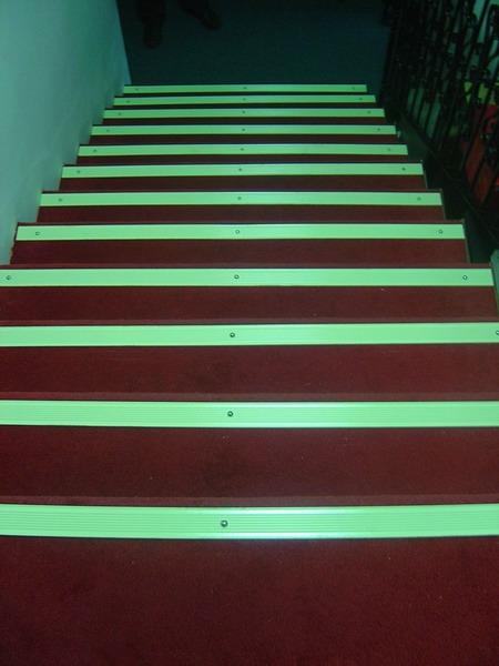 Glow Stair Nosing