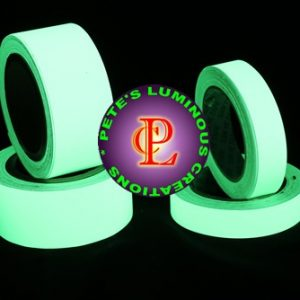Glow in the Dark Masking Tape