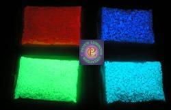 Glow Plastic Rocks Glows
