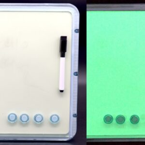 Glow Erasable Board Main