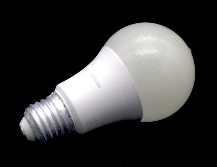 Glow in the Dark Energy Saving  Light Bulbs. What they are and practical uses.