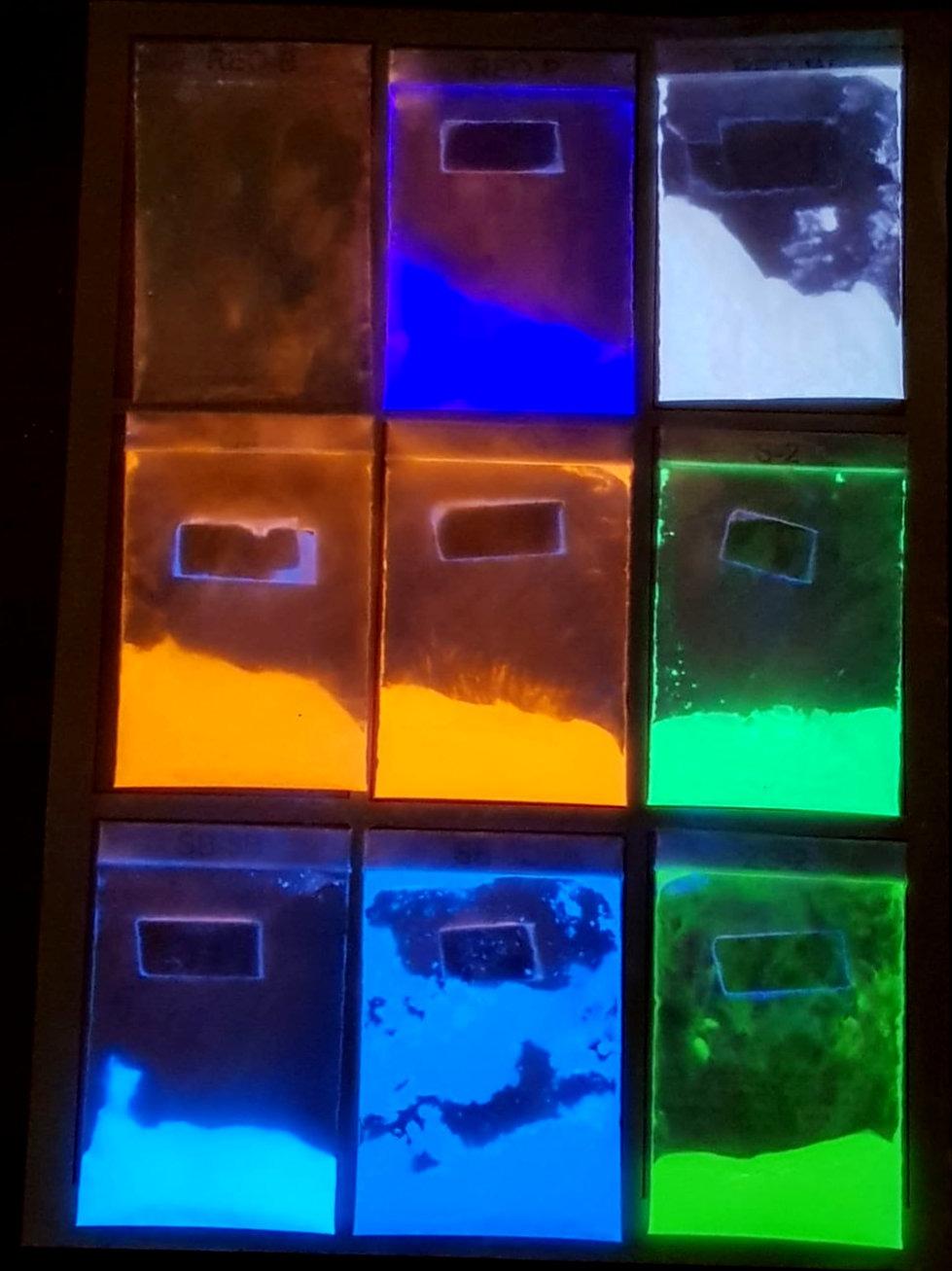 Glow Powder Invisible Range Glows