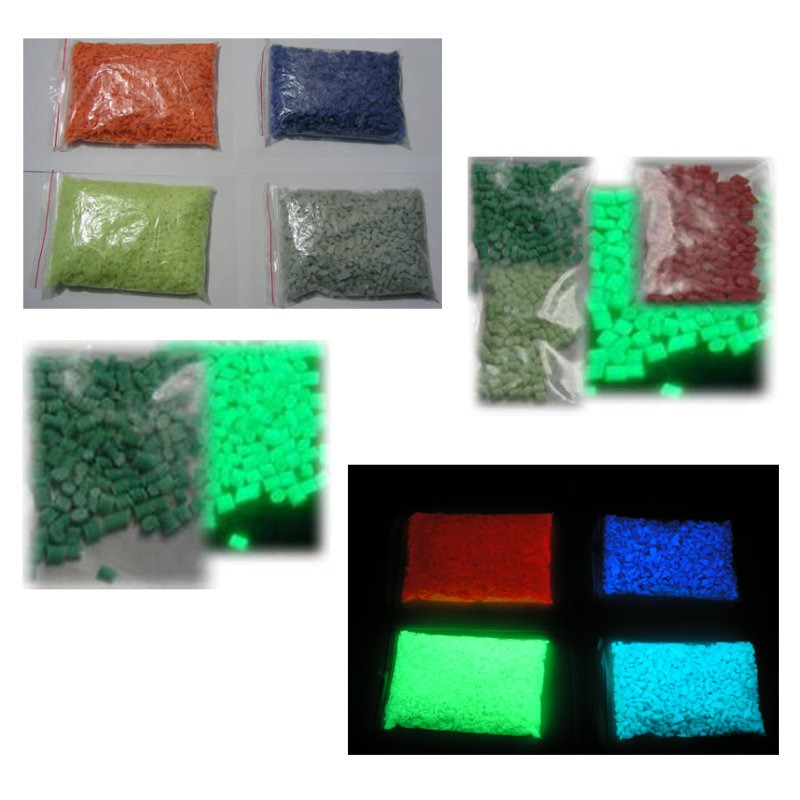 Glow Plastic Masterbatch